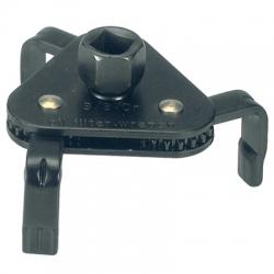 Ключ за маслен филтър 3кр. (черен)