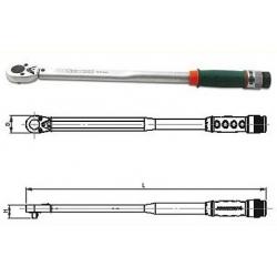 Автоматичен динамометричен ключ  3/8 DR 19-110 NM