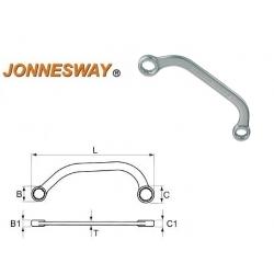 Крив ключ лула  10-12 mm